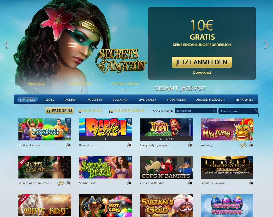 europa casino online  spiele online